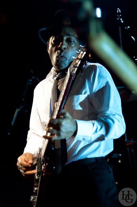 Chicago blues festival mercredi 17 novembre 2010 Cabaret Vauban par herve le gall photographe cinquieme nuit