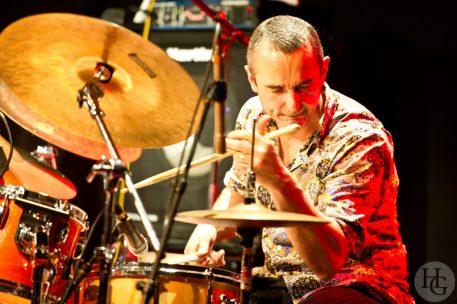Christophe Marguet Quartet Espace Vauban jeudi 9 decembre 2010 par herve le gall photographe cinquieme nuit