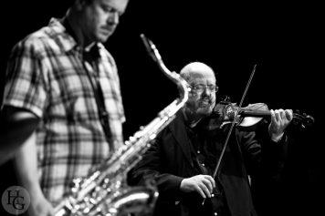 CINC Vandermark, Lytton, Wachsmann Cabaret Vauban Brest mardi 22 février 2011 par herve le gall photographe cinquieme nuit