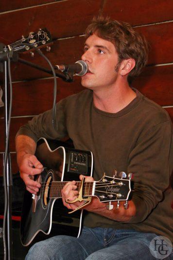 Colin en concert Le Cube à ressort Brest vendredi 12 juin 2009 par herve le gall photographe cinquieme nuit