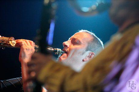 Francois Corneloup Cabaret Vauban vendredi 17 juin 2005 par herve le gall photographe cinquieme nuit