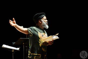 photo du concert de Douglas R. Ewart ensemble de jazz Conservatoire Brest Atlantique jazz festival 20 octobre 2013 par herve le gall photographe cinquieme nuit