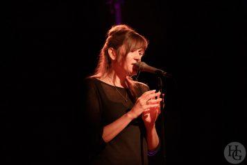Elise Caron au Cabaret Vauban 25 octobre 2012 Atlantique jazz Festival par herve le gall photographe cinquieme nuit