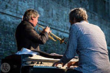 Eric Le Lann Quintet Jeudis du Port jeudi 23 août 2012 par herve le gall photographe cinquieme nuit