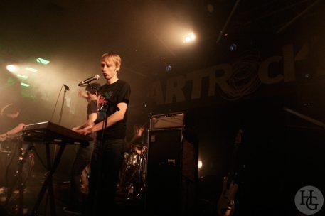 Goose Festival Art Rock concert du vendredi 25 mai 2007 par herve le gall photographe cinquieme nuit