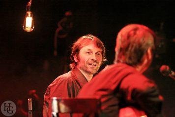 Guillaume Cantillon les Vieilles Charrues remettent le son 2009 par herve le gall photographe cinquieme nuit
