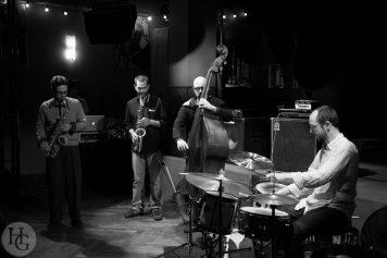 Hebert Pointard Attias et Peoch Cabaret Vauban 28 octobre 2012 Atlantique jazz Festival par herve le gall photographe cinquieme nuit