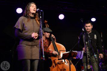 Jam session feat. Zalie Bellacicco Cabaret Vauban 10 décembre 2013 par herve le gall photographe cinquieme nuit