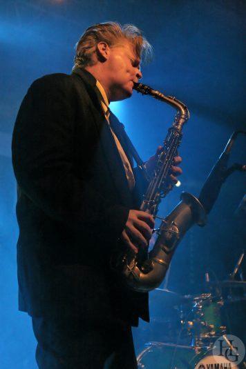 James Chance et les Contorsions Festival Art Rock vendredi 9 mai 2008 par herve le gall photographe cinquieme nuit