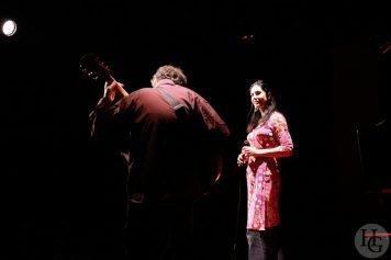 Jean-Luc Roumier duo Espace Vauban Brest mercredi 19 décembre 2007 par herve le gall photographe cinquieme nuit