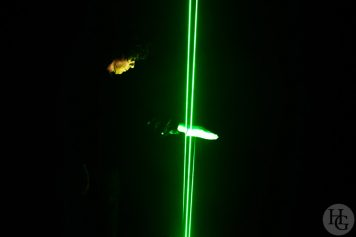 Jean-Michel Jarre Brest Penfeld mercredi 24 novembre 2010 par herve le gall photographe cinquieme nuit