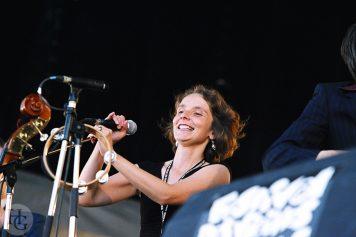 Jim Murple Memorial Festival des Vieilles Charrues samedi 24 juillet 2004 par herve le gall photographe cinquieme nuit