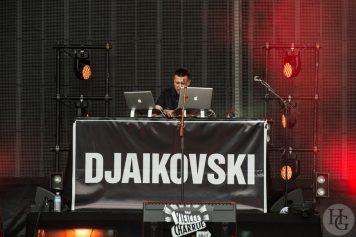 Kiril Djaikovski Festival des Vieilles Charrues Carhaix samedi 21 juillet 2012 par herve le gall photographe cinquieme nuit
