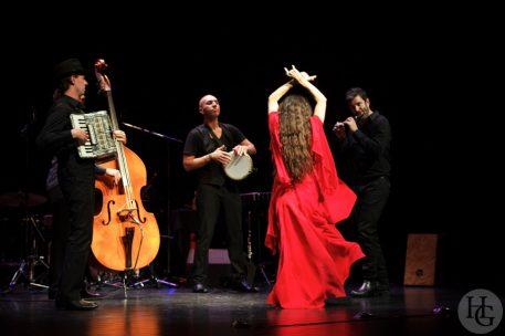 photo de concert La escucha interior Family Landerneau jeudi 10 octobre 2013 par herve le gall photographe cinquieme nuit