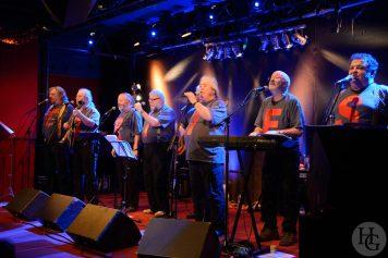 Les Goristes Cabaret Vauban 29 decembre 2012 par herve le gall photographe cinquieme nuit
