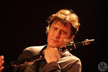 Louis Sclavis Cabaret Vauban Atlantique jazz festival 27 octobre 2004