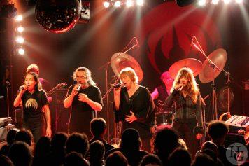 Magma Espace Vauban concert du mardi 19 avril 2005 par herve le gall photographe cinquieme nuit