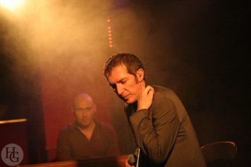 Miossec au Cabaret Vauban 8 décembre 2004