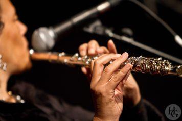 Indigo Nicole Mitchell Atlantique jazz festival octobre 2010 Vauban Brest par herve le gall photographe cinquieme nuit