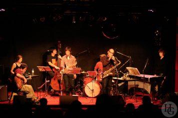 Otomo Yoshihide New Jazz Ensemble Espace Vauban 18 mars 2005 par herve le gall photographe cinquieme nuit