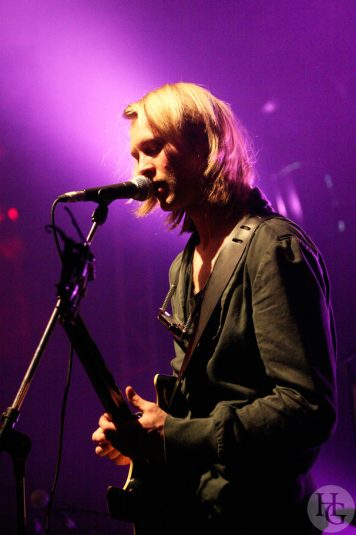 Peter Von Poehl festival art rock dimanche 4 juin 2006 par herve le gall photographe cinquieme nuit