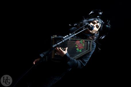 PJ Harvey Festival les Vieilles Charrues Carhaix dimanche 17 juillet 2011 par herve le gall photographe cinquieme nuit
