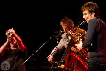 Quatre Atlantique jazz festival mercredi 20 octobre 2010 Cabaret Vauban Brest par herve le gall photographe cinquieme nuit