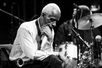 Roscoe Mitchell au Cabaret Vauban Atlantique jazz festival 17 octobre 2013