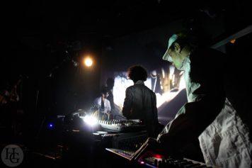 Sayag jazz machine Run ar Puns vendredi 2 novembre 2007 par herve le gall photographe cinquieme nuit