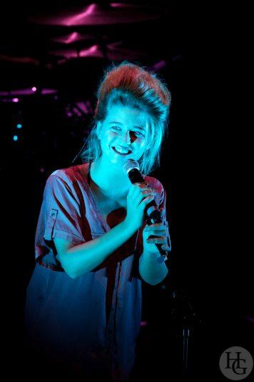Selah Sue La Carène Brest 6 décembre 2011 par herve le gall photographe cinquieme nuit