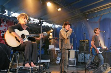 Siam Baz'art festival Locmaria Plouzané samedi 23 août 2008 par herve le gall photographe cinquieme nuit