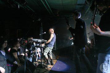 Stamina en concert Espace Vauban jeudi 28 février 2008 par herve le gall photographe cinquieme nuit
