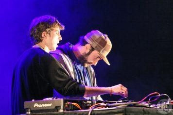 Stand High Patrol La Carène Brest concert 10 avril 2009 par herve le gall photographe cinquieme nuit
