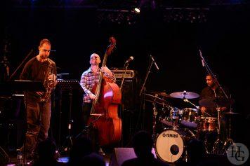 Steve Lehman trio au Cabaret Vauban 20 mars 2013 par herve le gall photographe cinquieme nuit