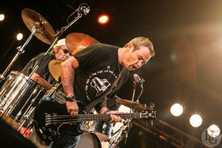 Iggy Pop and the Stooges Festival les Vieilles Charrues samedi 23 juillet 2005