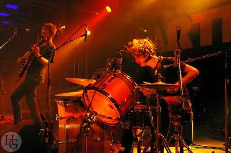 Two gallants Festival Art Rock samedi 10 mai 2008 par herve le gall photographe cinquieme nuit