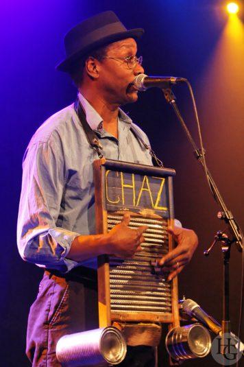 Washboard Chaz concert Espace Vauban le 20 mars 2008 par herve le gall photographe cinquieme nuit