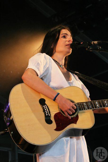 Yael Naim en concert au Festival Art Rock 11 mai 2008 par herve le gall photographe cinquieme nuit