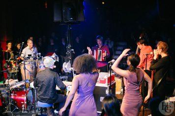 Zita Swoon Espace Vauban concert du jeudi 9 mars 2006 par herve le gall photographe cinquieme nuit