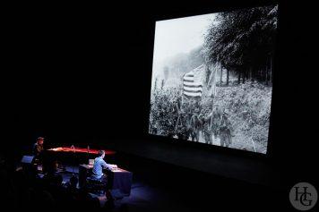Sammies in Brest ciné concert Atlantique jazz festival Le Quartz jeudi 12 octobre 2017 par herve le gall photographe cinquieme nuit