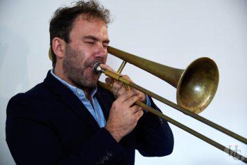 Fidel Fourneyron Atlantique jazz festival Mouton à 5 pattes samedi 14 octobre 2017 par herve le gall photographe cinquieme nuit