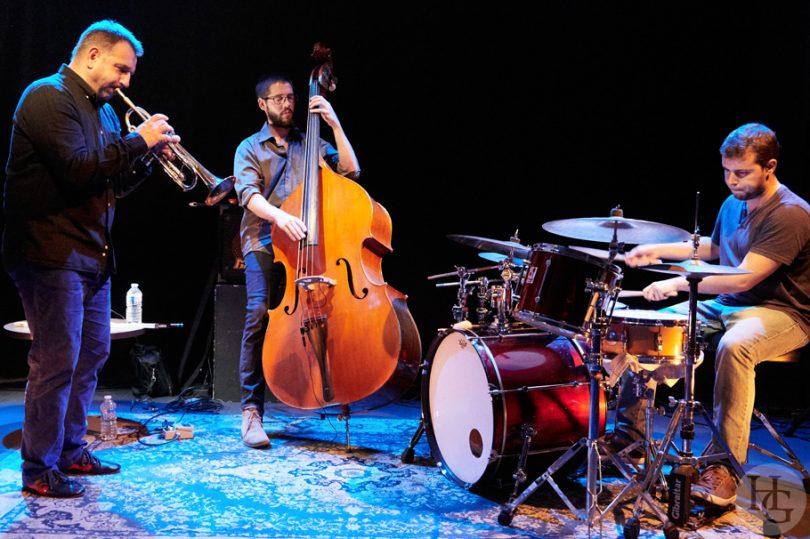 Lipazz trio au Mac Orlan Atlantique jazz festival mercredi 11 octobre 2017 par herve le gall photographe cinquieme nuit