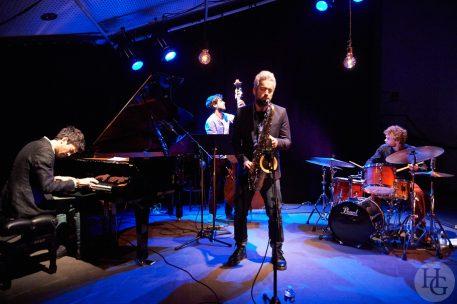 Maxence Ravelomanantsoa quartet Atlantique jazz festival Mac Orlan octobre 2017 par herve le gall photographe cinquieme nuit