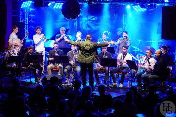 New third orchestra Rob Mazurek Atlantique jazz festival Vauban jeudi 12 octobre 2017 par herve le gall photographe cinquieme nuit