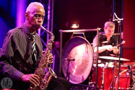 Roscoe Mitchell Will Guthrie Cabaret Vauban Atlantique jazz festival mercredi 11 octobre 2017 par herve le gall photographe cinquieme nuit