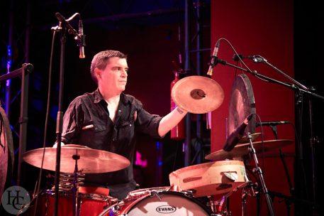 Roscoe Mitchell Will Guthrie Cabaret Vauban Atlantique jazz festival mercredi 11 octobre 2017par herve le gall photographe cinquieme nuit