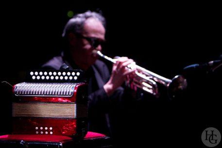 Tazartès, Berrocal, Fenech Festival Sonore la Carène 22 mai 2010 par herve le gall photographe cinquieme nuit