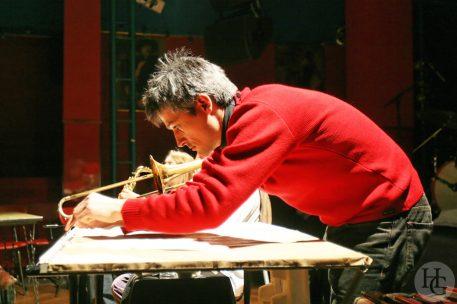Sehnaoui Forge Toulemonde Cabaret Vauban vendredi 6 février 2009 par herve le gall photographe cinquieme nuit