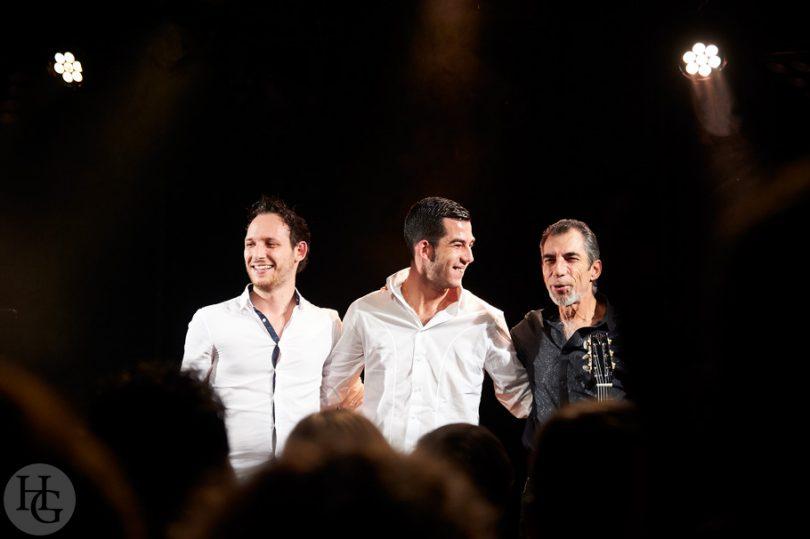 Trio Angelo Debarre Cabaret Vauban par herve le gall photographe cinquieme nuit