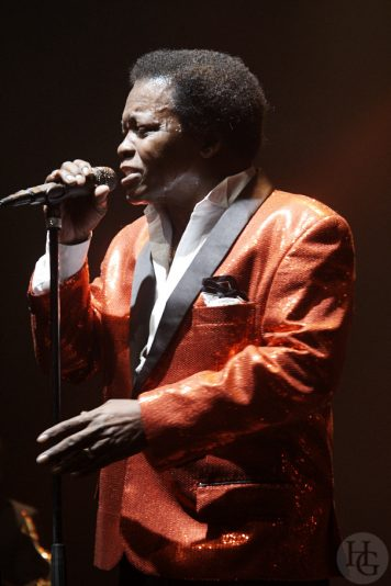 Lee Fields and the Expressions La Carène Brest samedi 17 février 2018 par herve le gall photographe cinquieme nuit